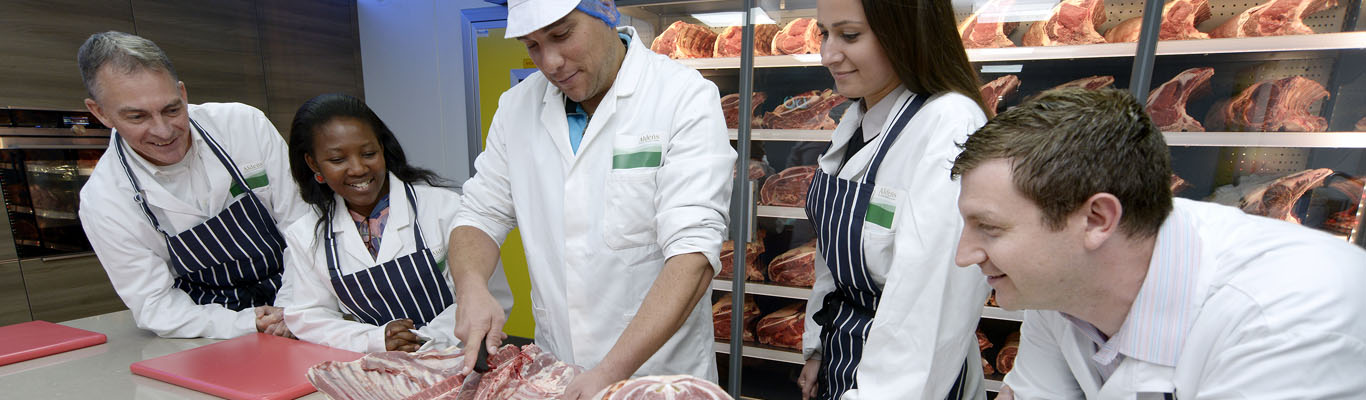 Lamb butchery courses @ The Butchers Kitchen, Oxford