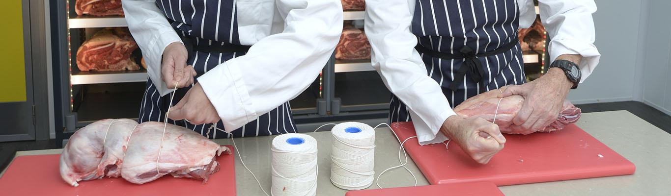 Lamb butchery courses @ The Butchers Kitchen, Oxford